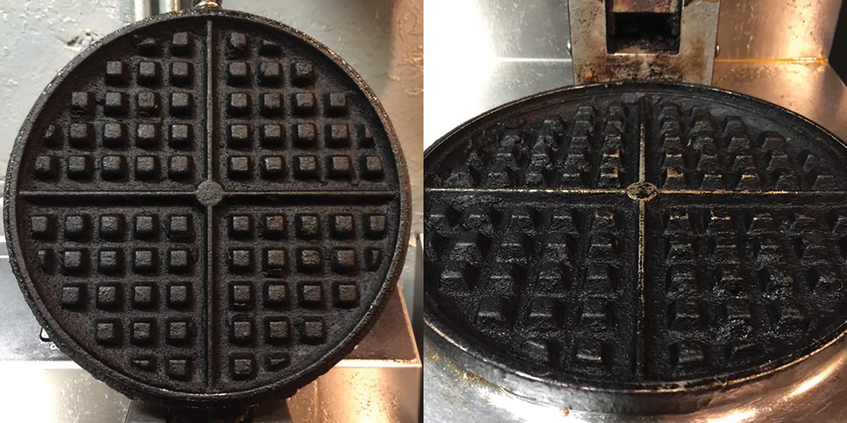 Nemco Waffle Iron