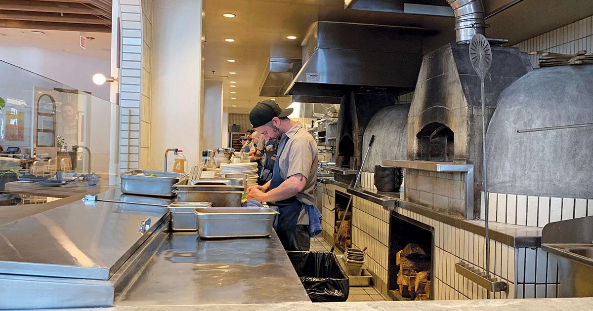 Pacific Standard Time Restaurant Cookline