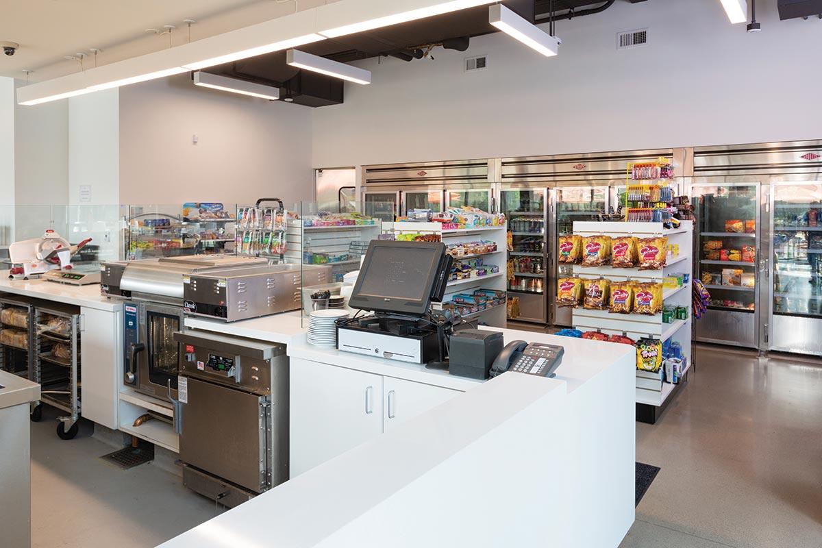 Caltech Red Door Marketplace C-Store