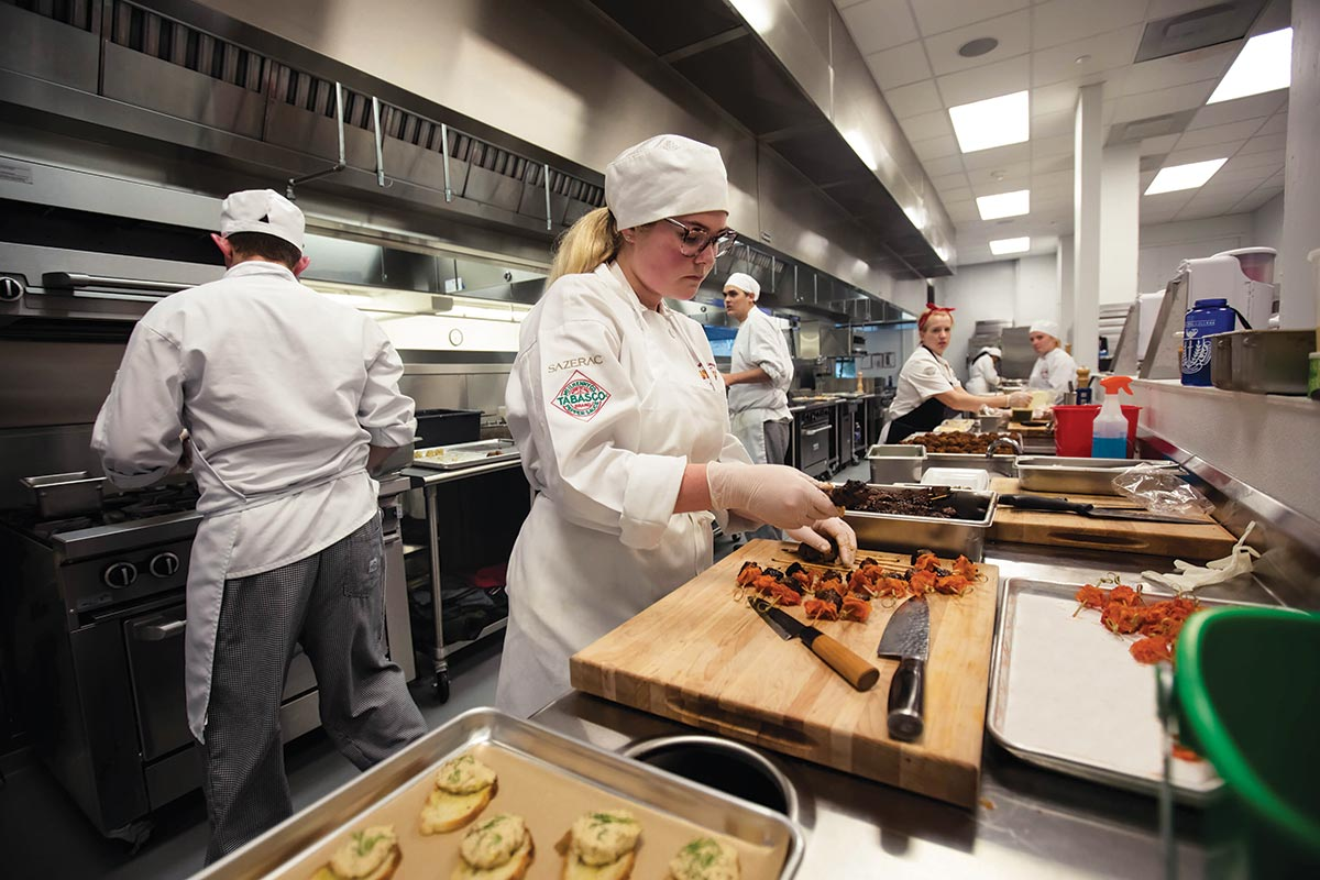 New Orleans Culinary & Hospitality Institute