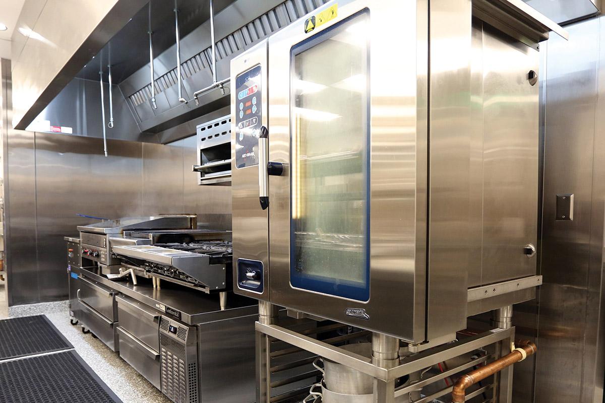 Intermountain Layton Hospital Neighborhood Bistro Kitchen Equipment