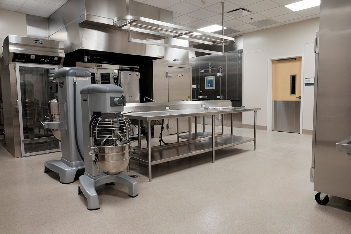 Banner University Medical Center Bakery Area