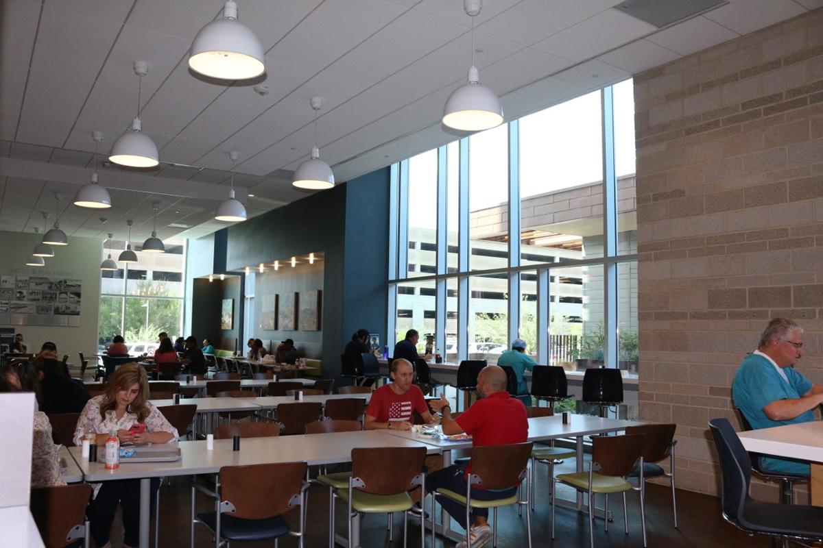 Banner University Medical Center Cafeteria