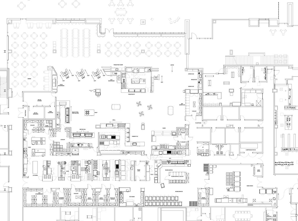 Banner University Medical Center Floor Plan