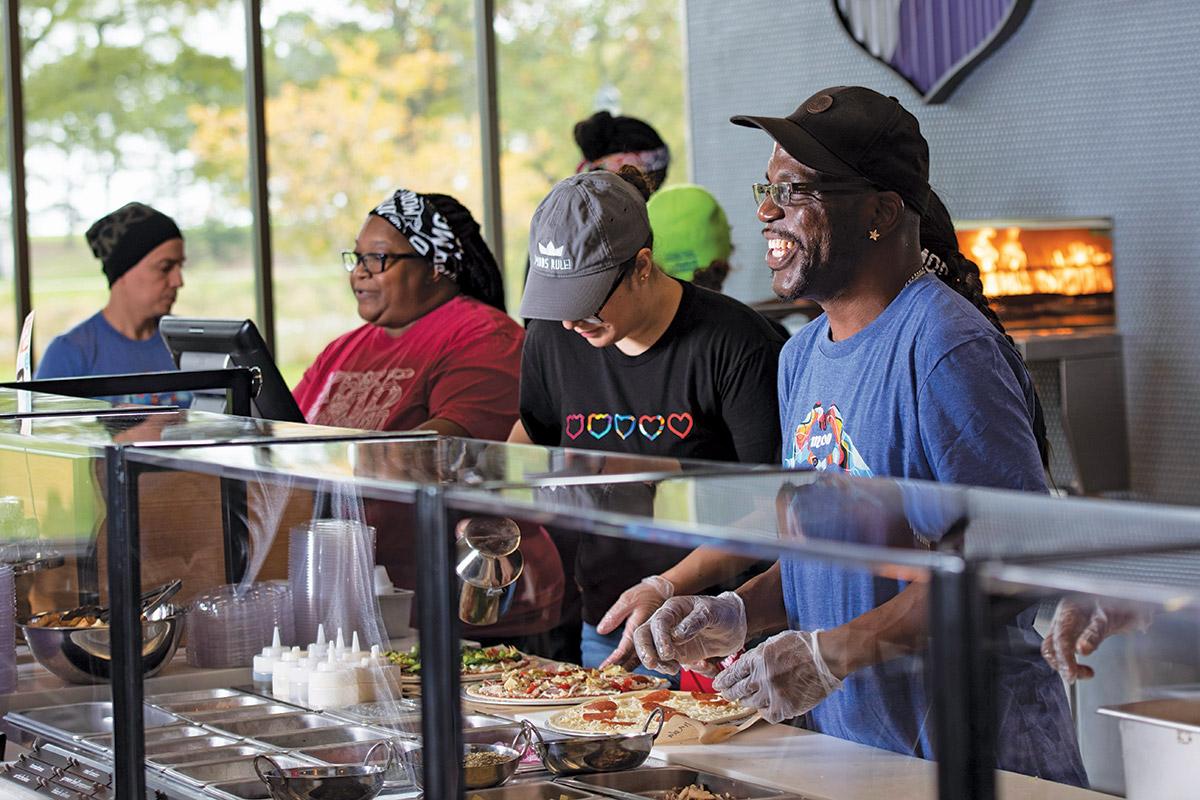 Norris University Center MOD Pizza