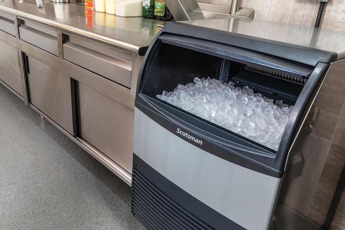 Scotsman Ice Machine