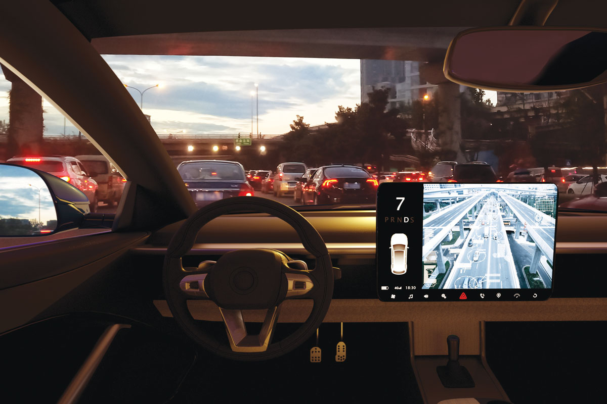 Driverless Drive-Thrus