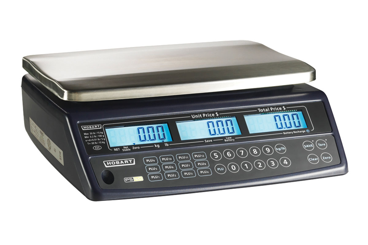 Hobart Certified Scale