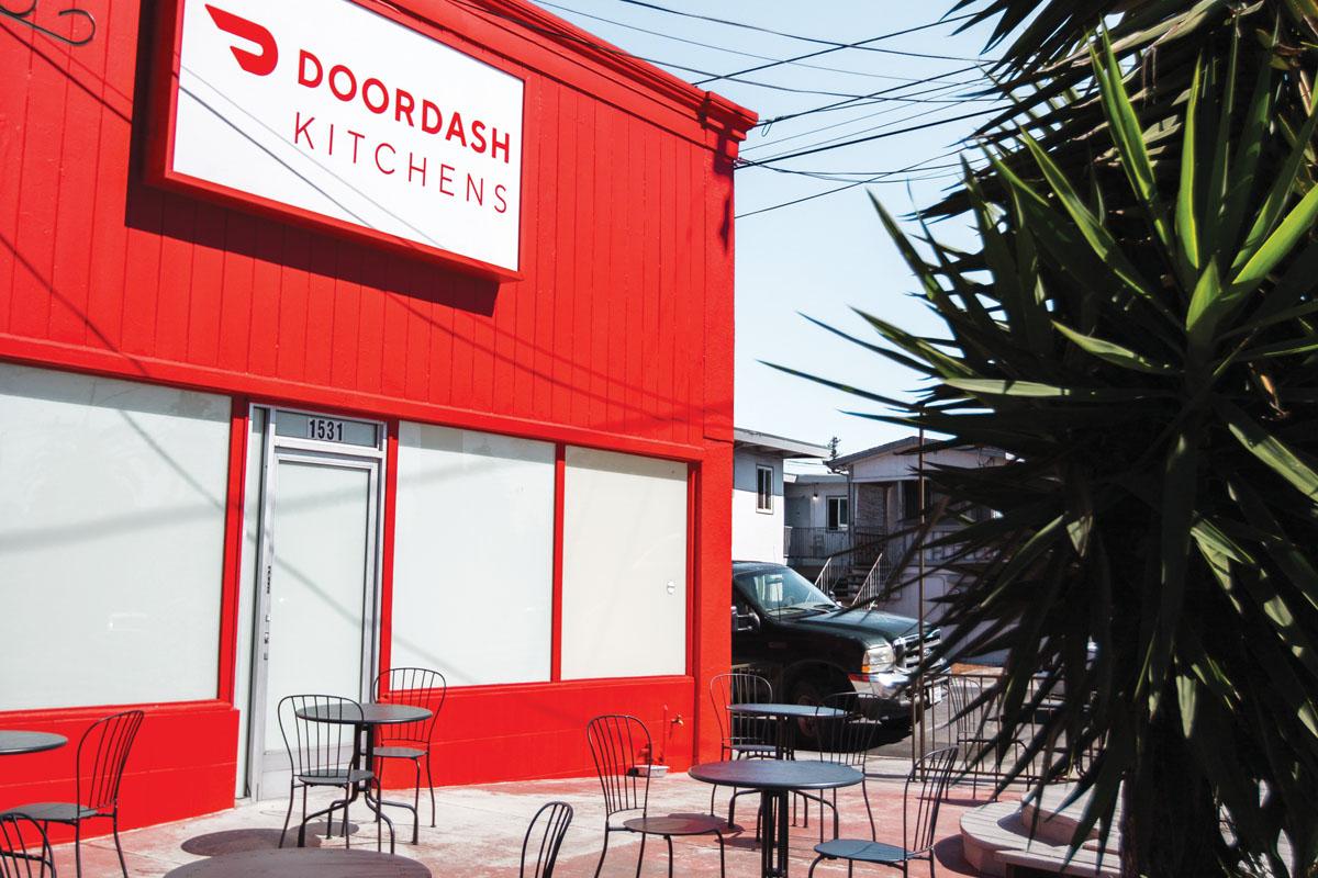 DoorDash Kitchens
