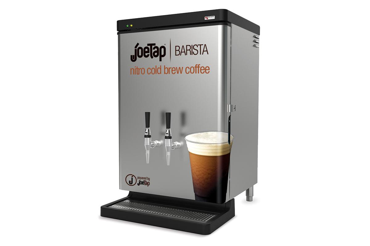JoeTap Barista Nitro Cold Brew Coffee