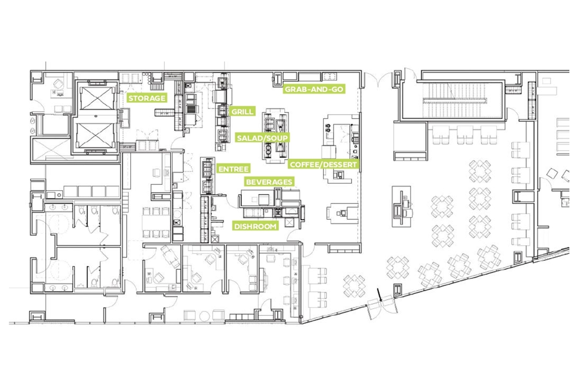 Franciscan Health Michigan City Floor Plan