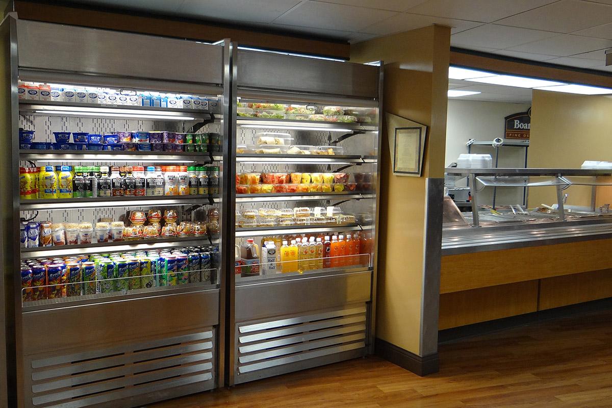 Structural Concepts Refrigerated Merchandiser