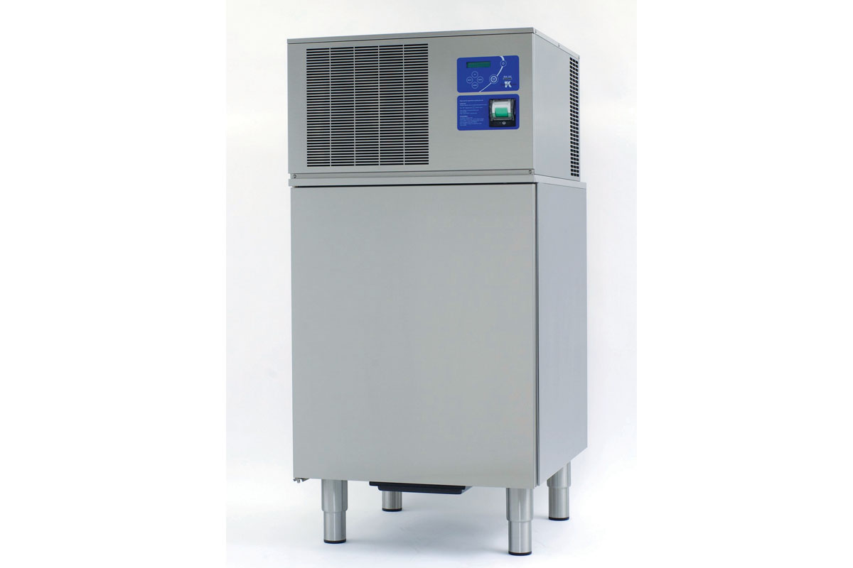 Blast Chiller Self-Contained Refrigerant
