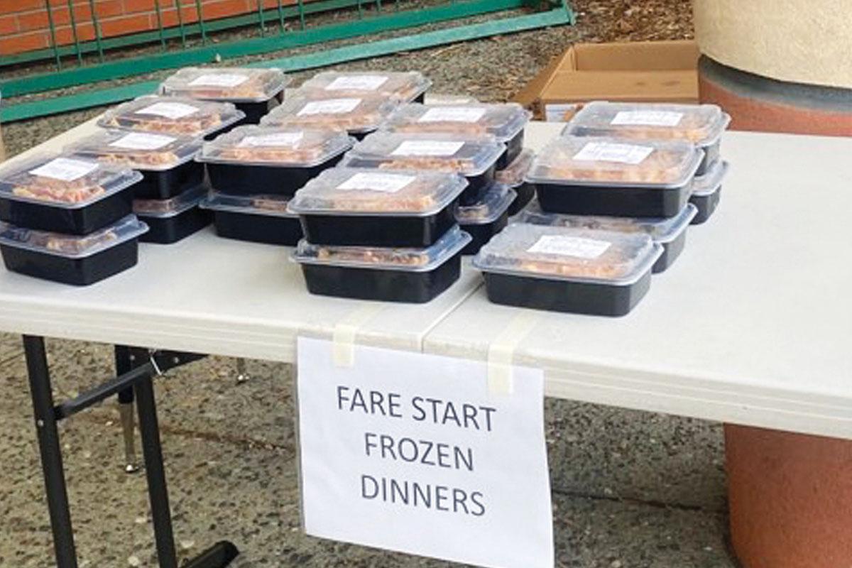 Seattle Public Schools Meal Pickup