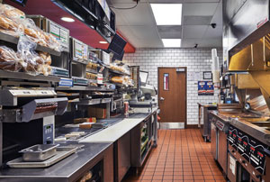 The Communicating Kitchen - Arby's