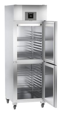 Liebherr reach-in refrigerator