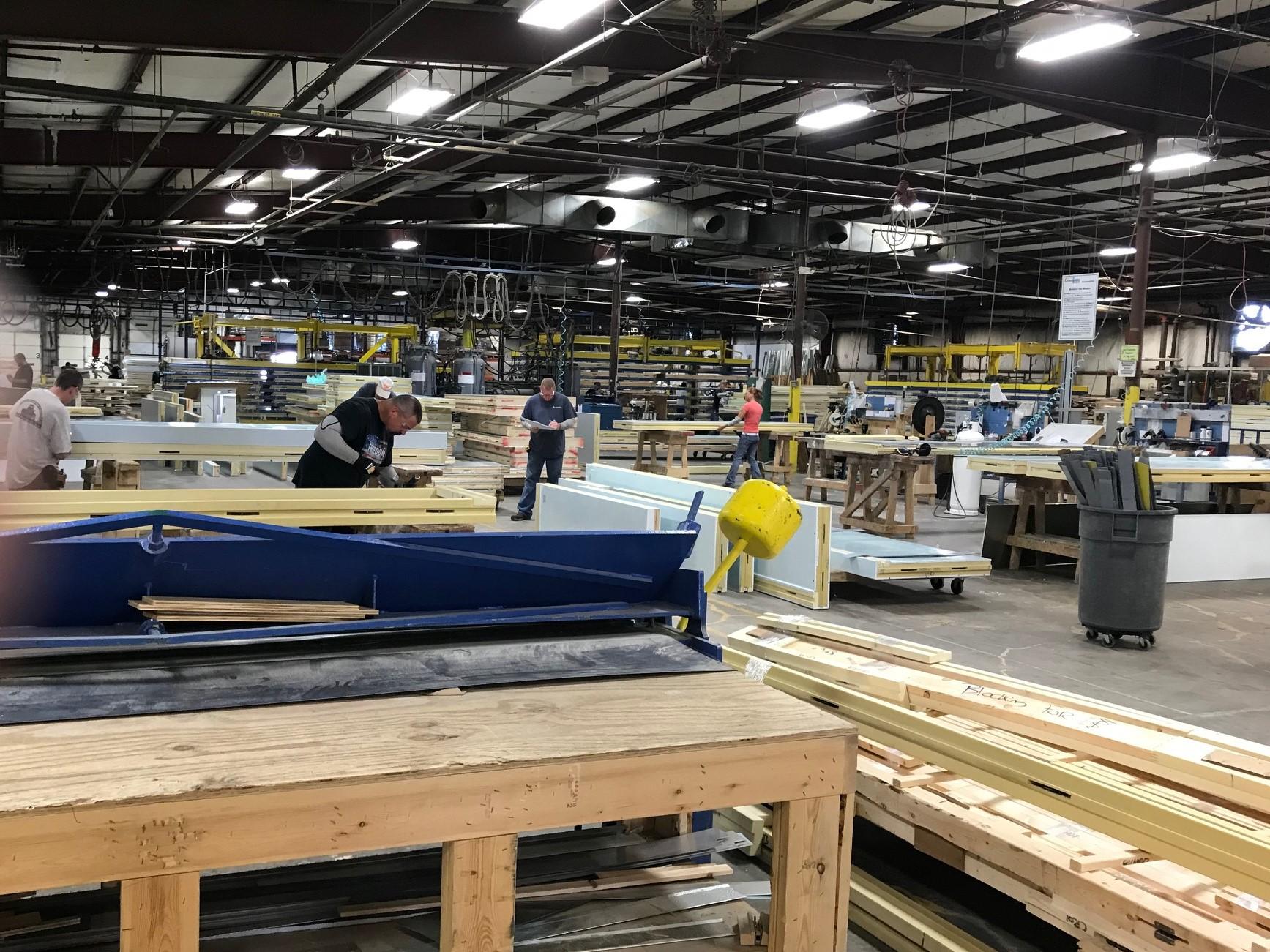 Greeneville expansion