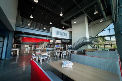 an inside look at pizza chain's tech center