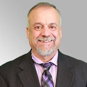 Gary Potvin, man in suit