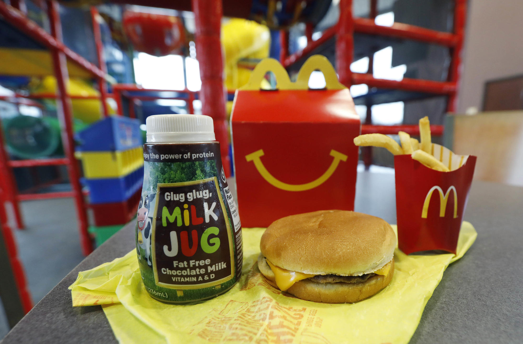McD's kids meal