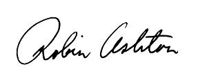 Robin Signature