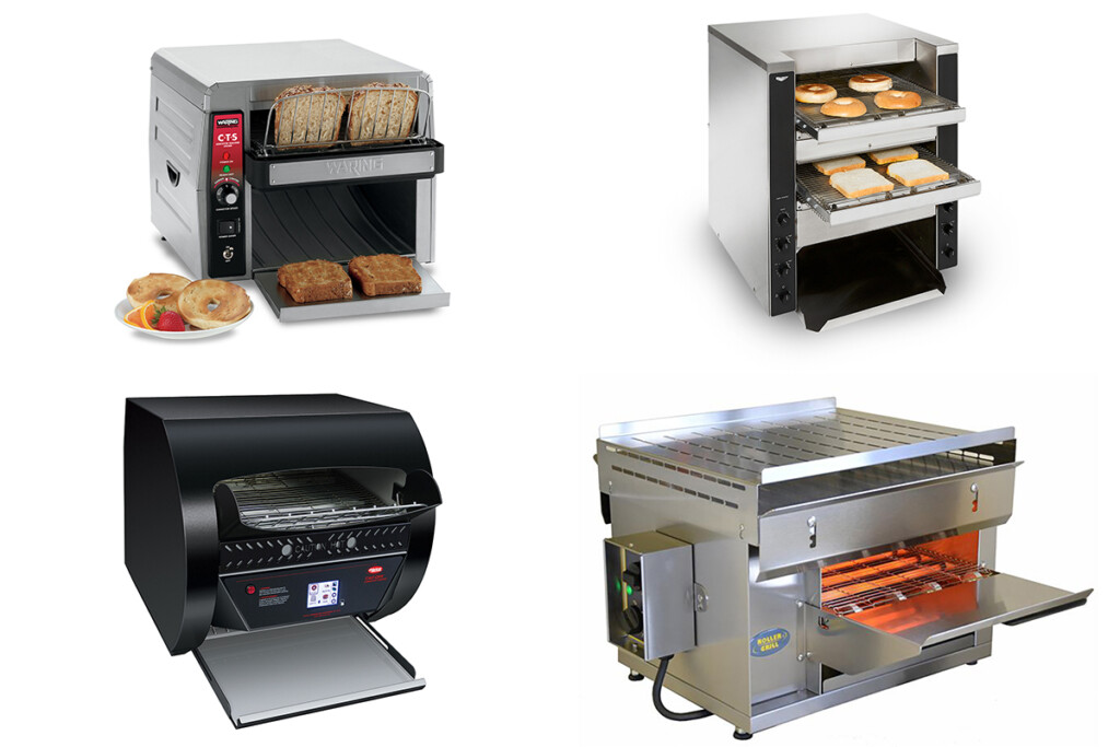 1 Product 4 Ways Toaster