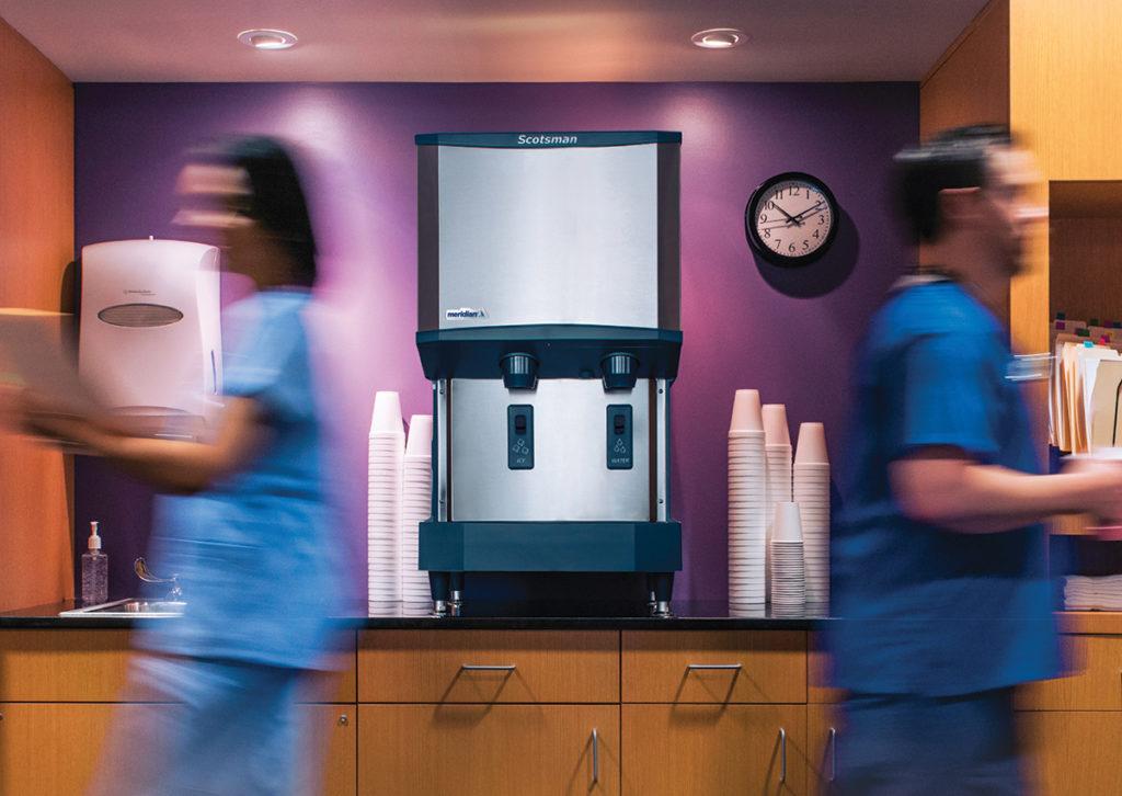 0918-HC-Ice-Dispensers_Scotsman-Meridian-Action-Shot