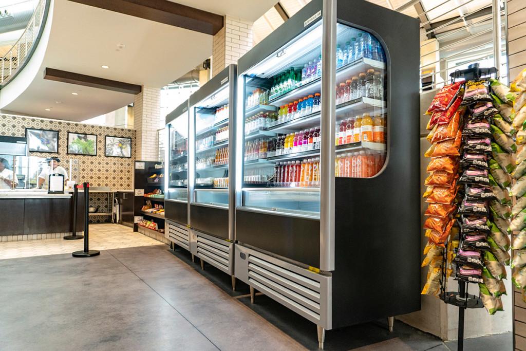 Beverage-Air-Air-screen-Merchandiser