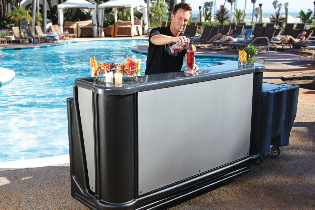 Mobile Bars for Outdoor Use