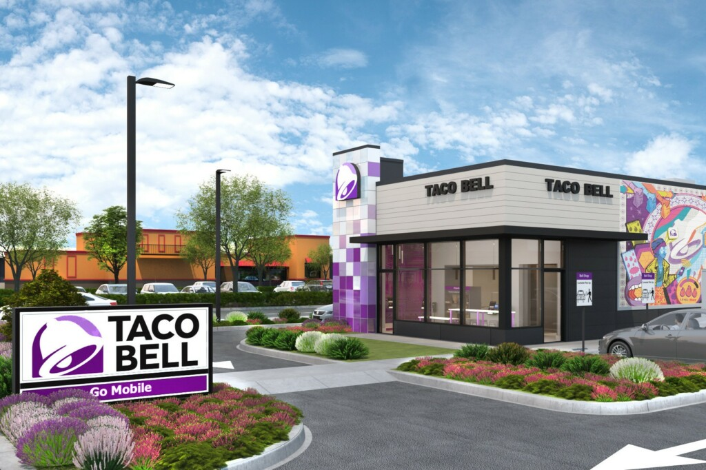 Taco Bell To Go Mobile PR photo