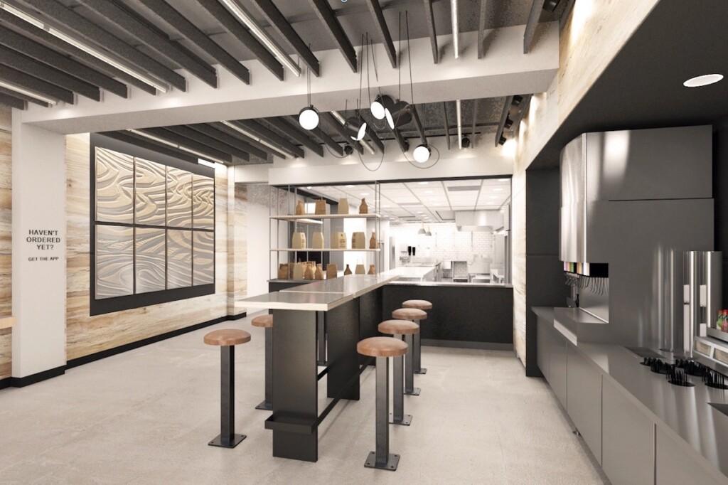 Chipotle Digital Kitchen