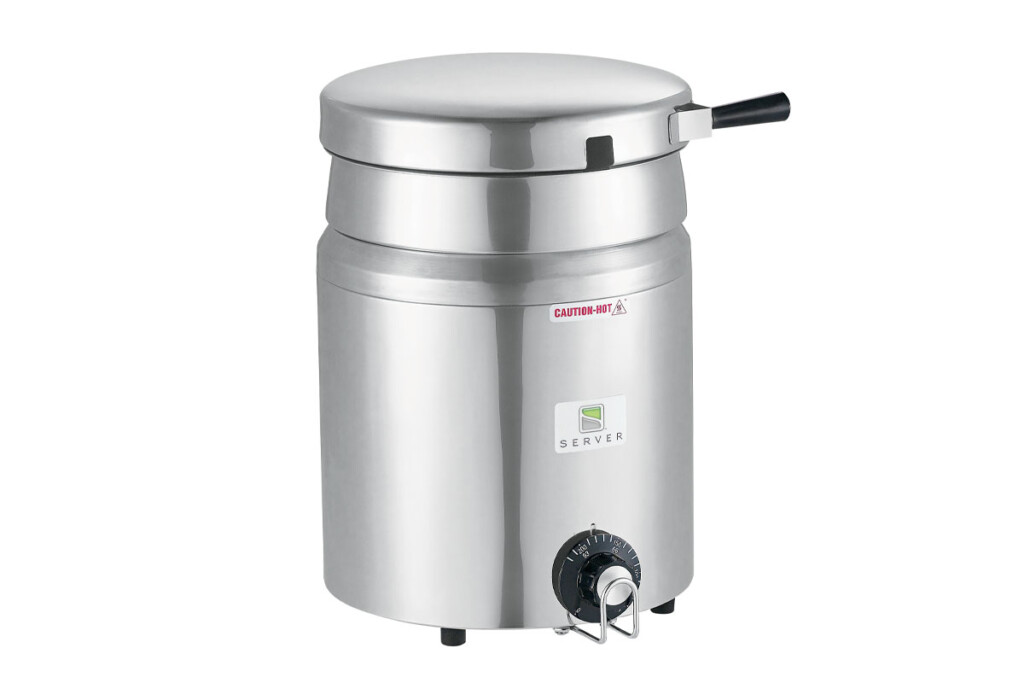 Server Rethermalizing Soup Warmer