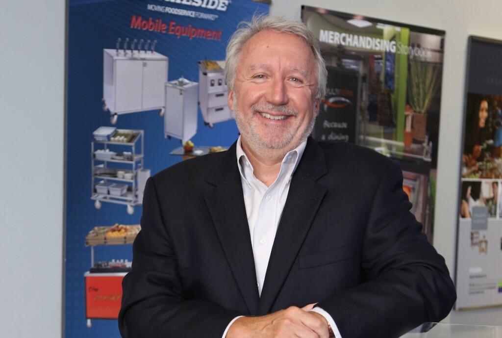 Joe Carlson of Lakeside Manufacturing