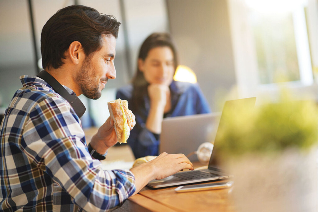 Sodexo is on a mission to create workplace solutions with top quality, healthy menu options.