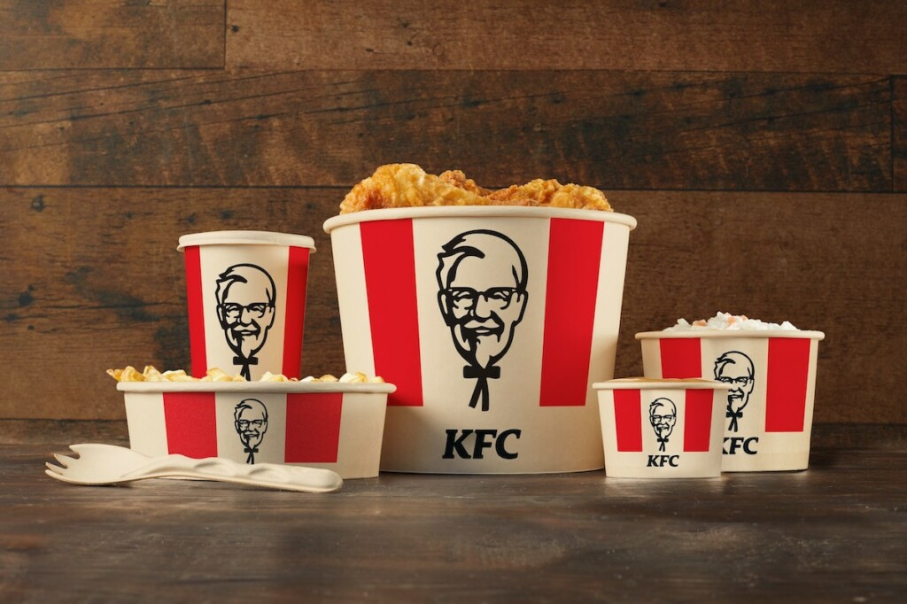Renderings Courtesy of CNW Group/KFC Canada